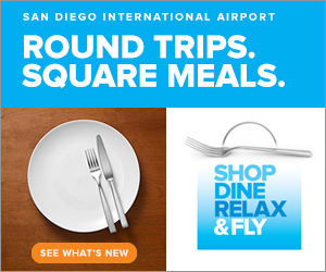Round Trips, Square Meals